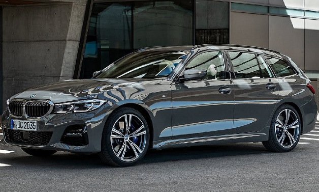 The BMW 3 Series Touring 2020